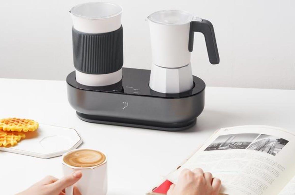 Seven & Me Espresso Coffee Maker