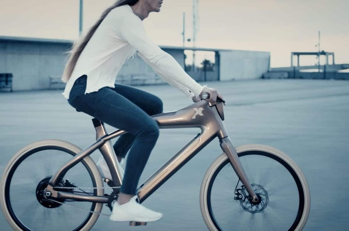 The X One E-Bike