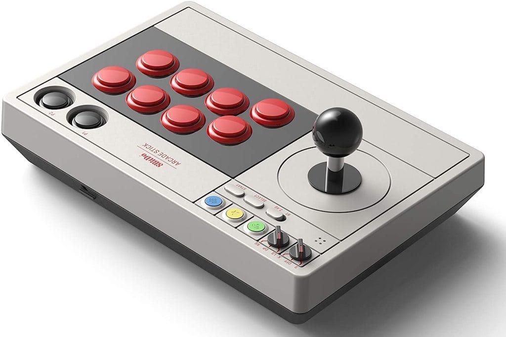 8BitDo Arcade Stick für Switch und PC
