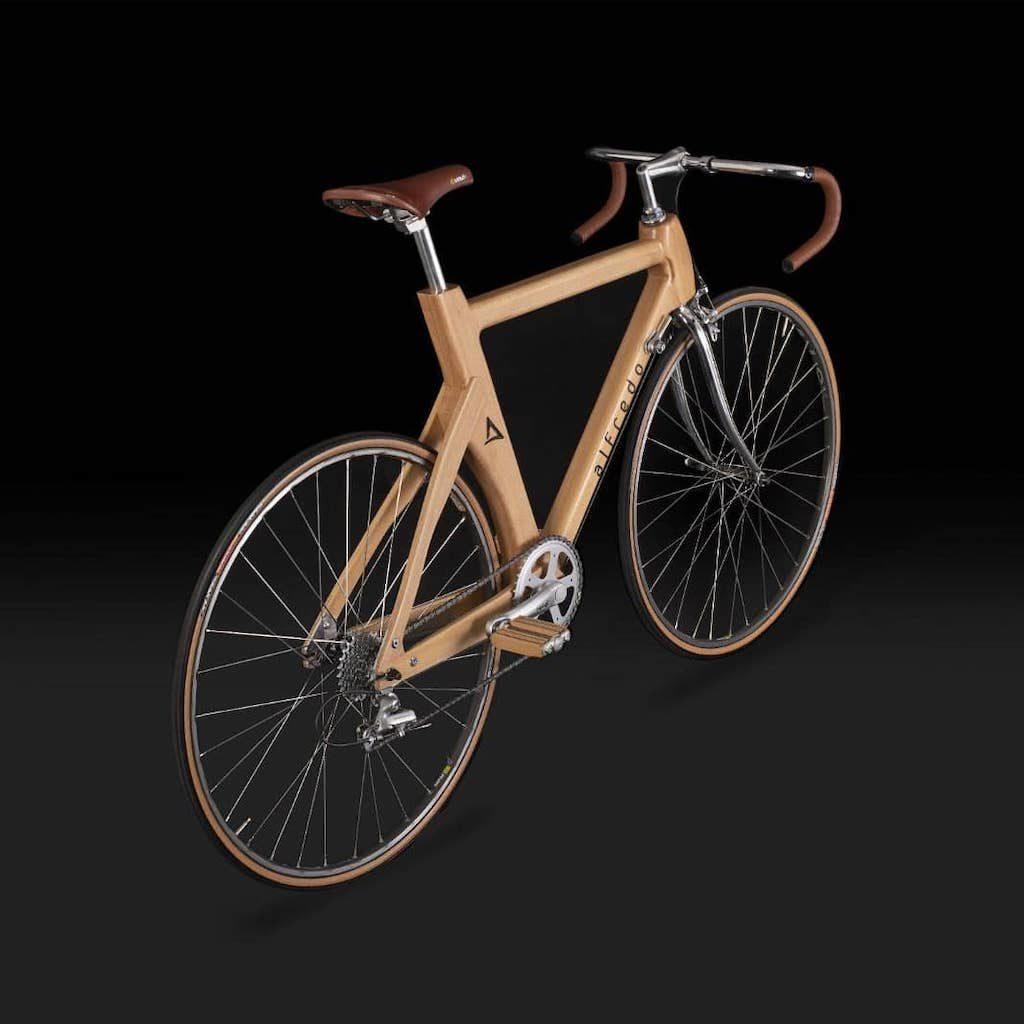 Alfredo Wooden Bicycles - Model N27 Gran Turismo