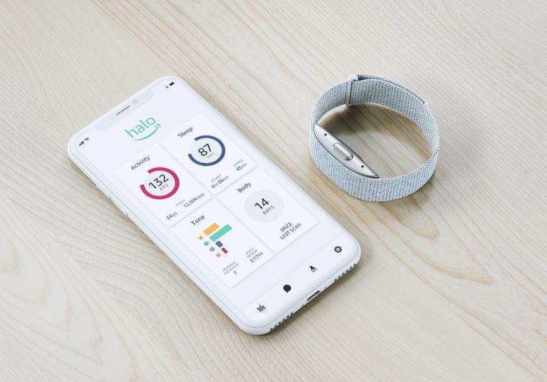Amazon Halo Armband und App