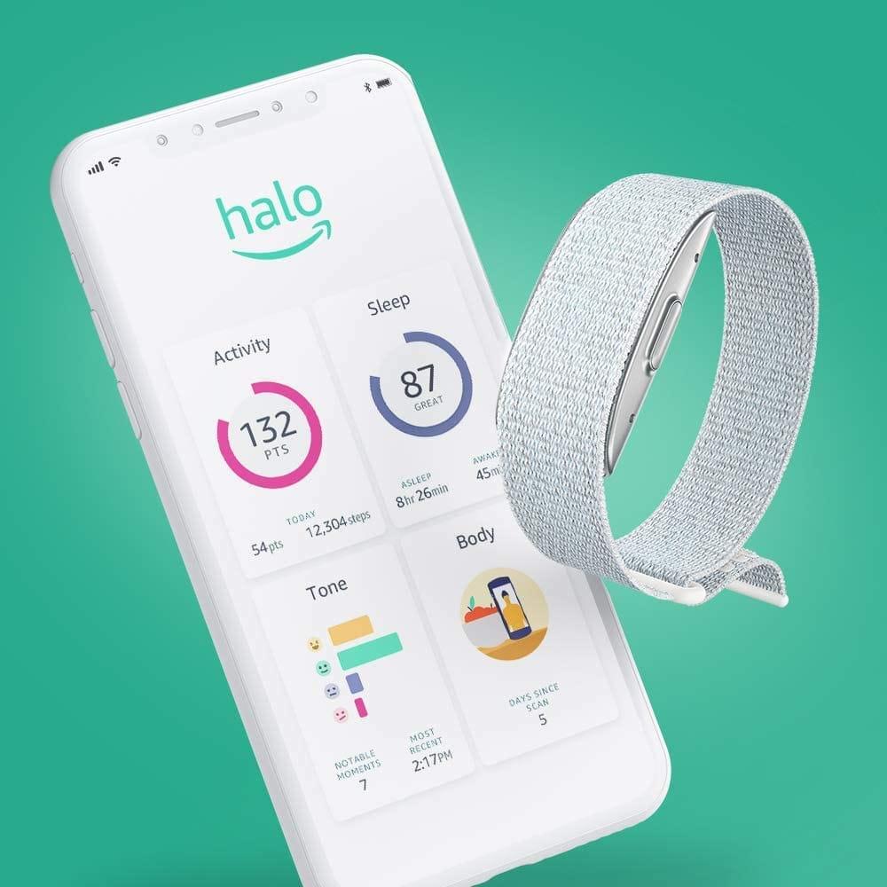 Gesundheitsarmband Amazon Halo
