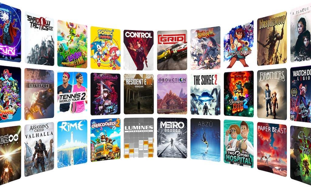 Cloud Gaming Spiele von Amazon Luna