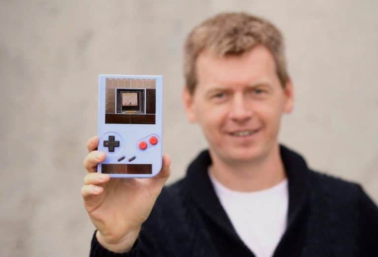 Battery Free Game Boy