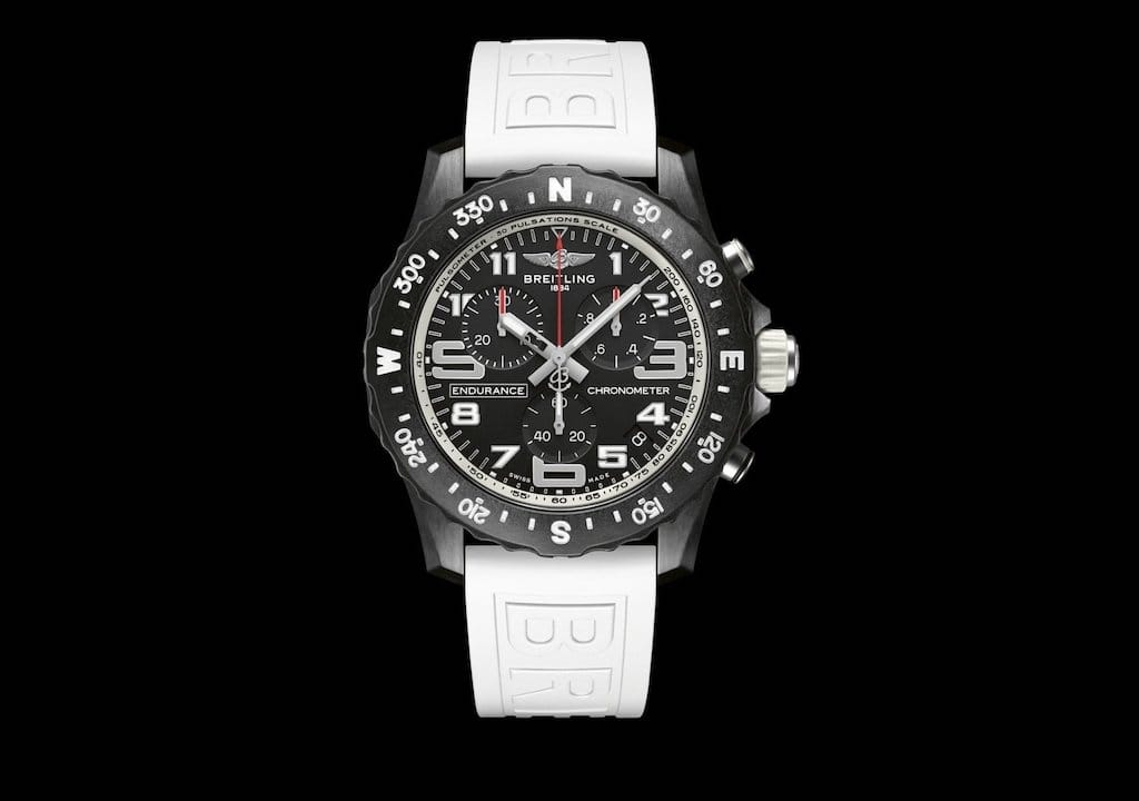 Breitling Endurance Pro in Weiss