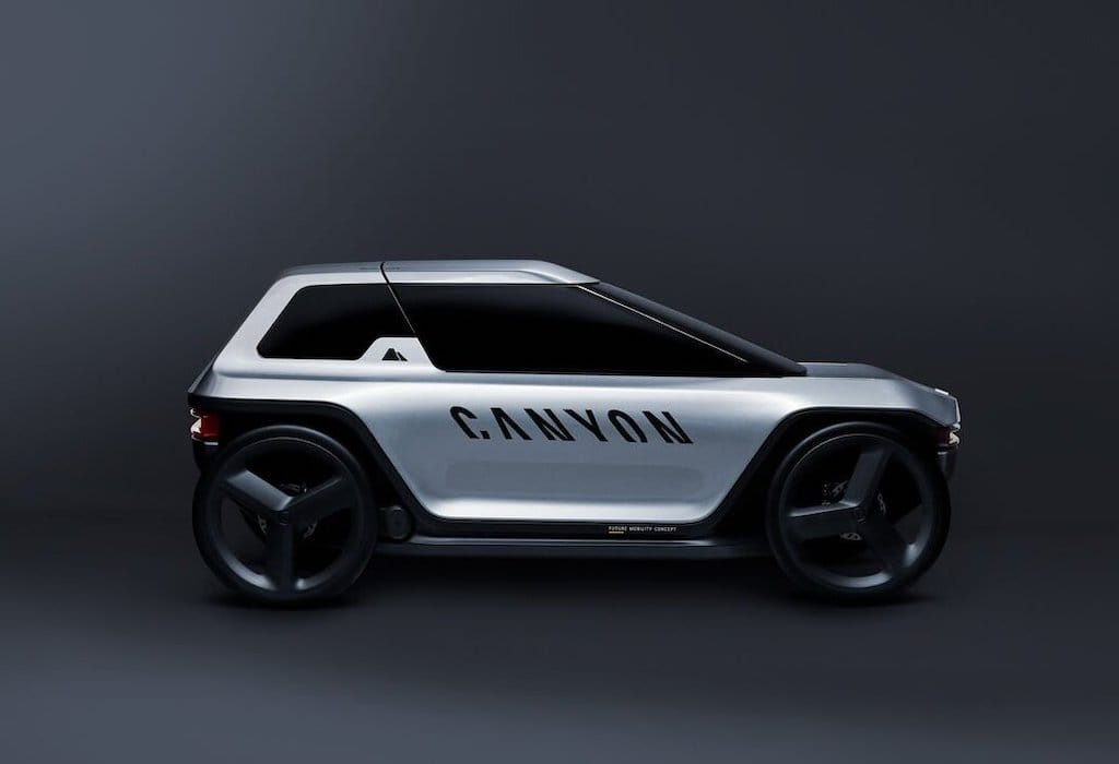 Canyon Future Mobility Concept