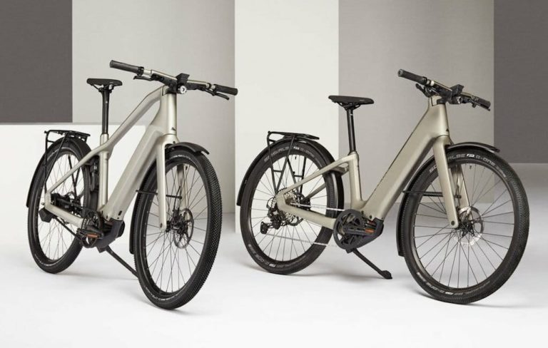 Canyon Precede:ON E-Bike