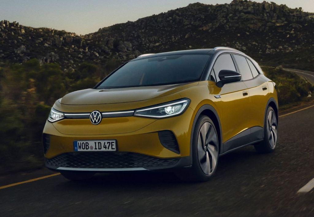 Das VW ID.4 Elektroauto