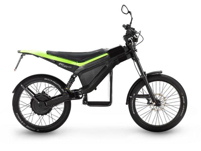 Elmoto Loop E-Moped
