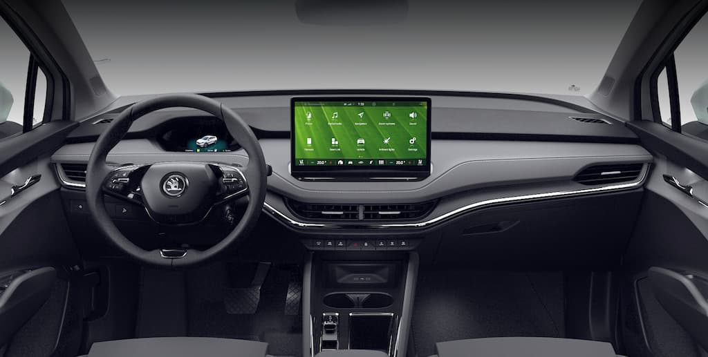 ENYAQ iV Cockpit und Interior