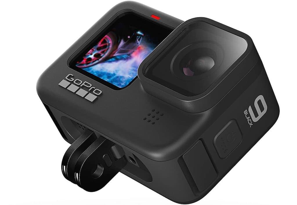 GoPro Hero9 Black 5K Abbildung