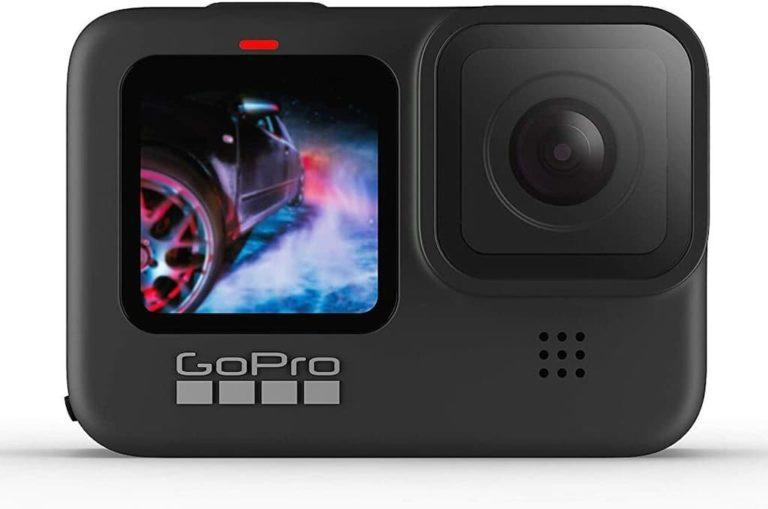 Hero9 Black 5K Actionkamera von GoPro