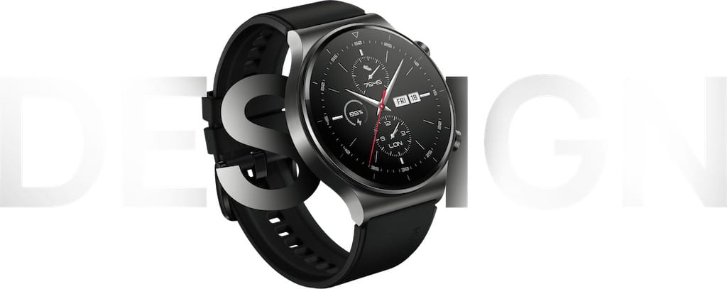 Huawei Watch GT 2 Pro SmartWatch