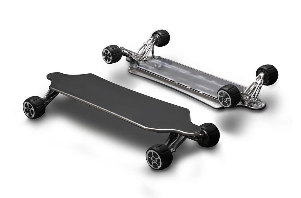 Hunter Board Elektro-Skateboard