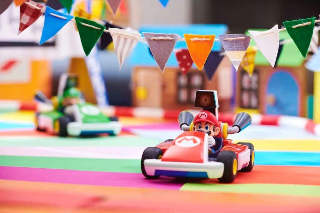 Mario Kart Live Home Circuit AR-Rennspiel