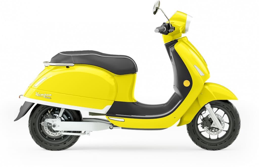Model 54 inspire E-Roller von Kumpan