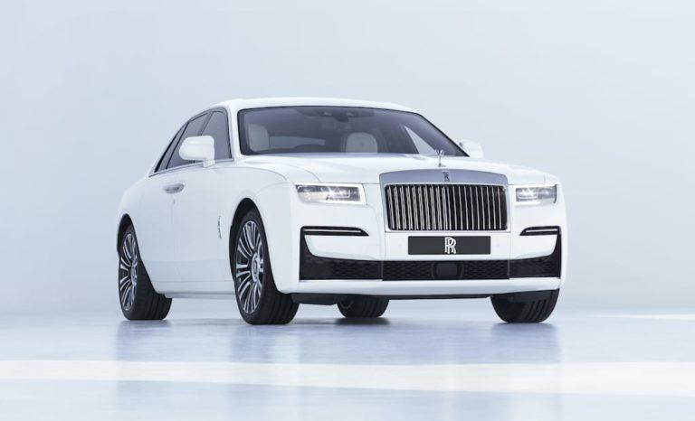 New Rolls-Royce Ghost 2021 Exterior