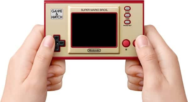 Retro Konsole Nintendo Game & Watch