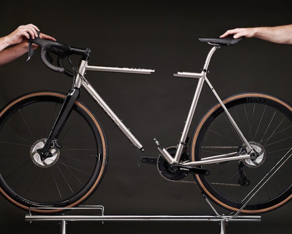 No. 22 Coupler Bike System