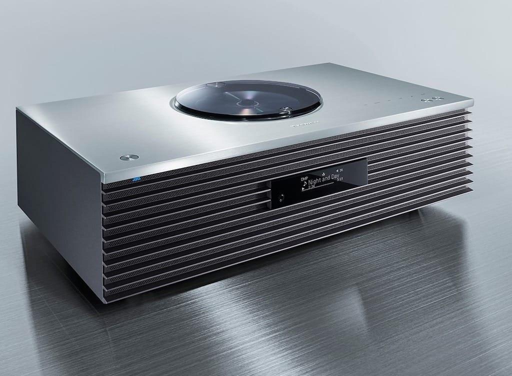 OTTAVA f SC-C70 Musik-Kompaktsystem in Silber