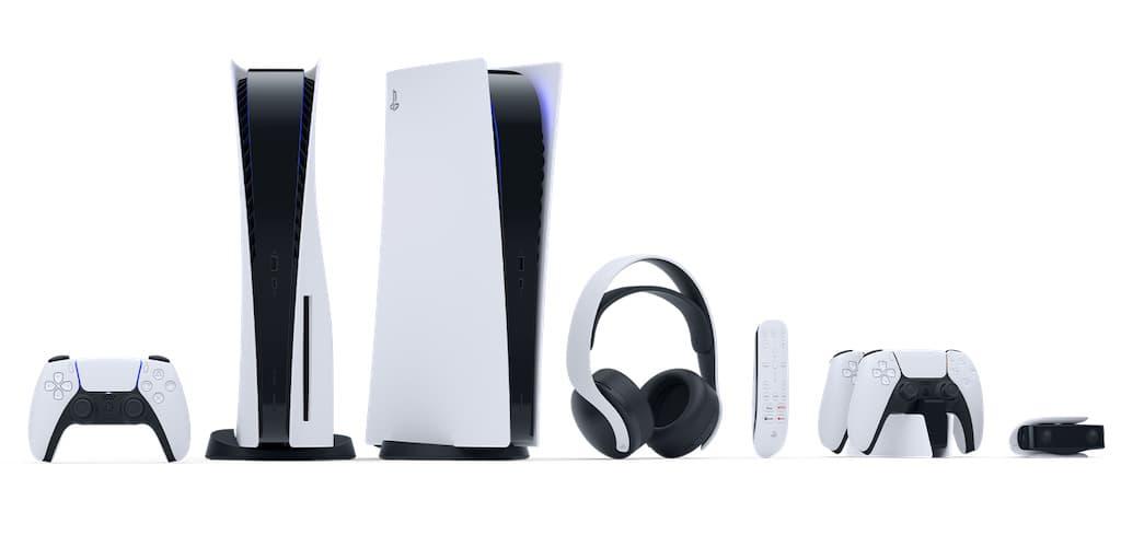 Die Playstation 5 (PS5) Familie