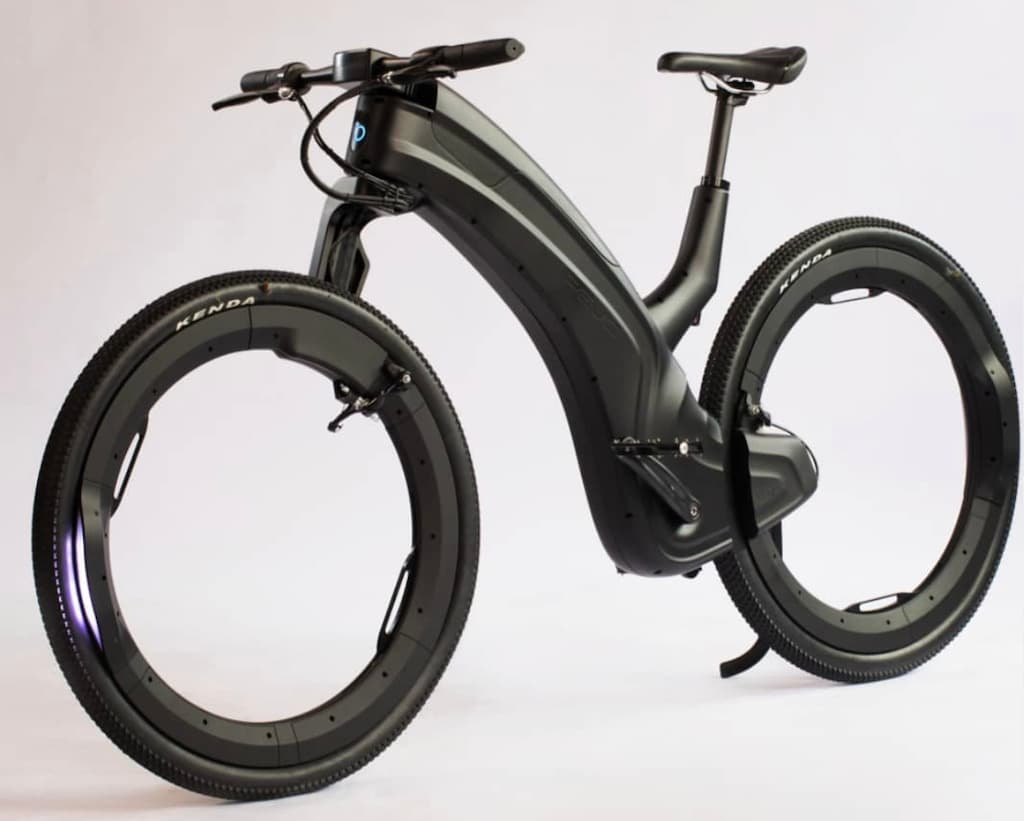 Reevo Hubless E-Bike