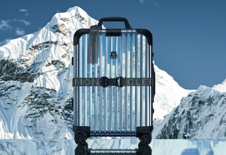 Moncler x Rimova Reflection Koffer