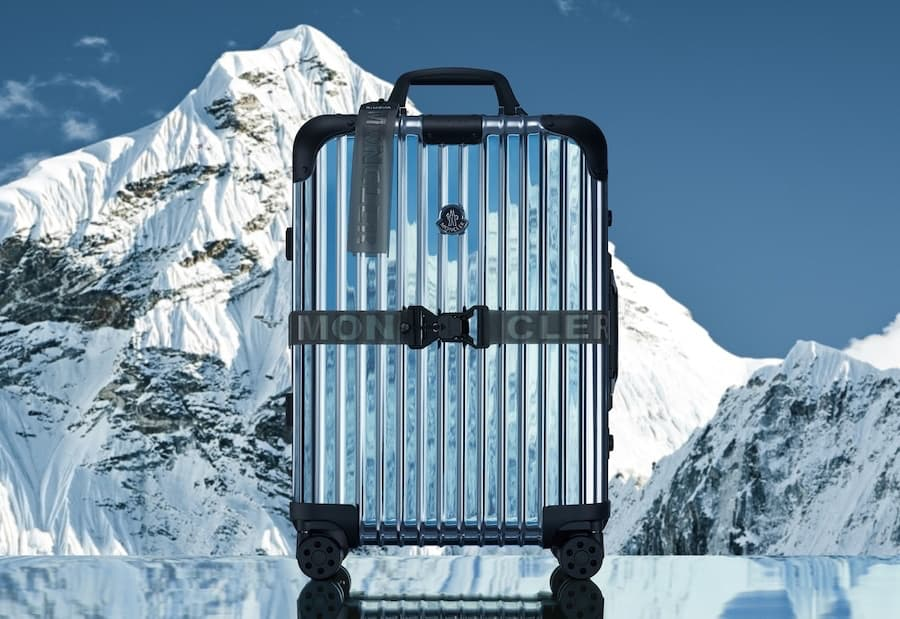 Moncler x Rimova Reflection Koffer