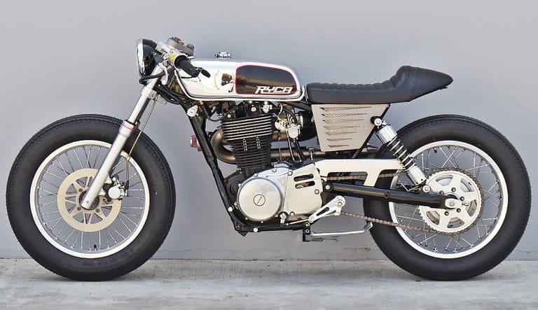 Suzuki CS-1X Motorrad