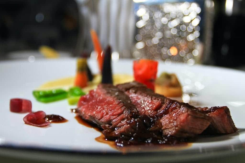 Wagyu Beef Abbildung