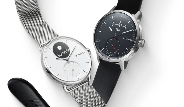 Withings ScanWatch - Hybrid SmartWatch