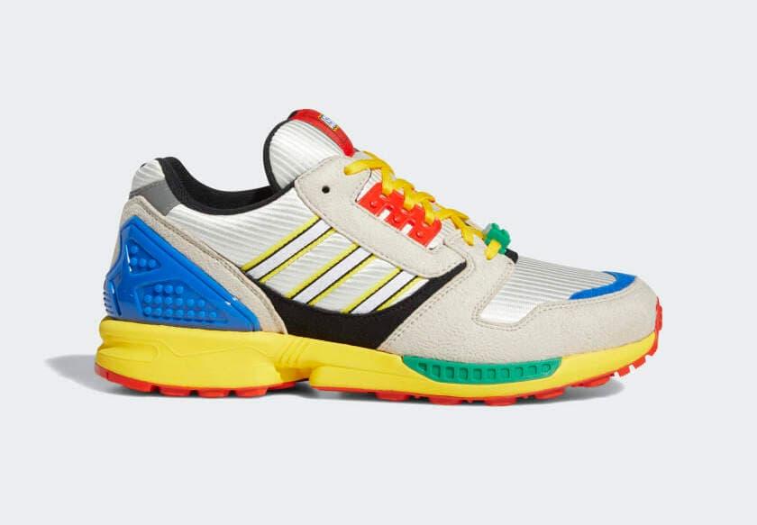 ZX 8000 LEGO Sneaker von Adidas