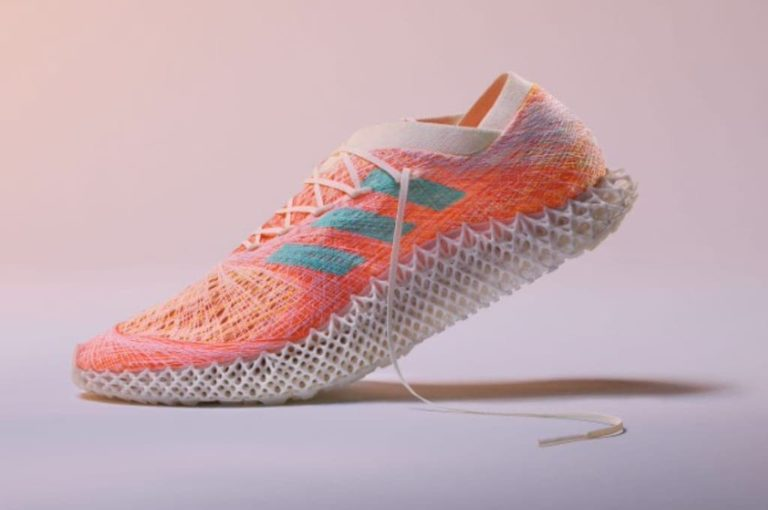 Adidas Strung Laufschuh aus dem 3D-Drucker