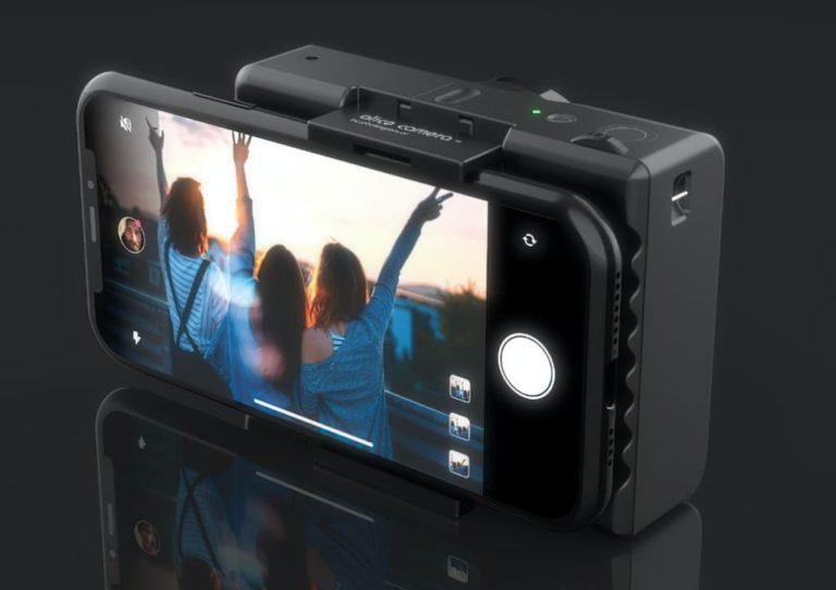 Alice Camera Erweiterung für Smartphones