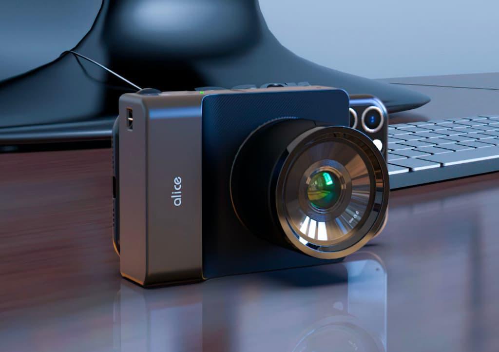 Alice Camera - AI Kamera Gadget für Smartphones