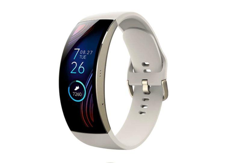 Amazfit X Smartwatch in der Farbe Moon Gold
