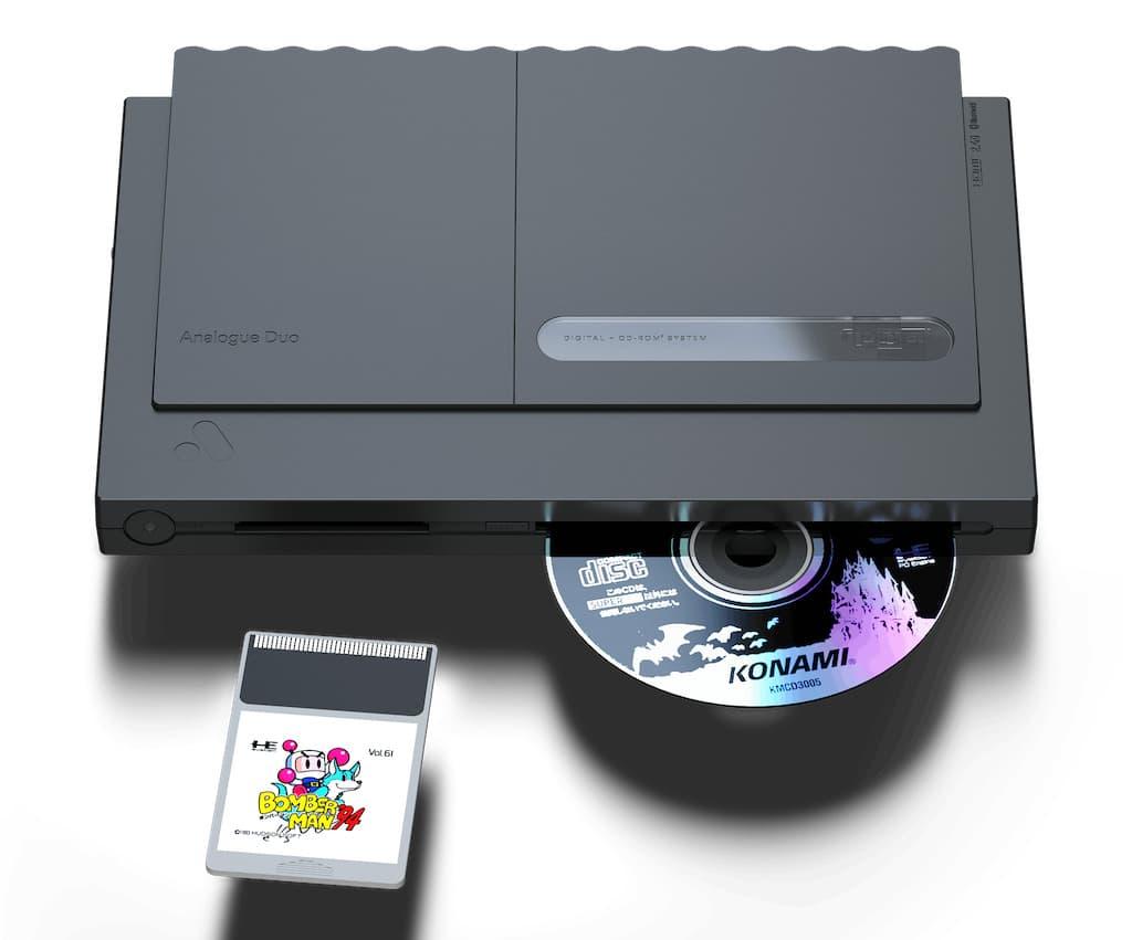 Retro Spielekonsole Analogue Duo