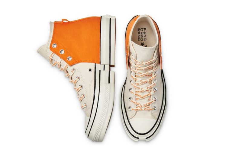 Converse x Feng Chen Wang 2-in-1 Chucks