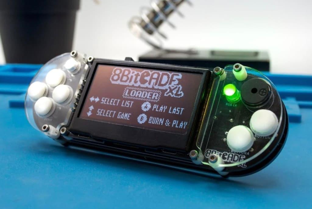 DIY Spielekonsole 8BitCADE XL