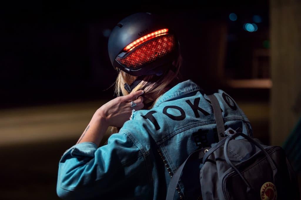 FARO Helm mit Notfall- und Lichtsystem