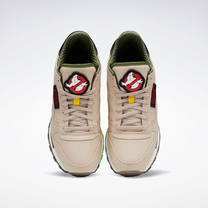 Reebok Ghostbusters Classic Leather Sneaker