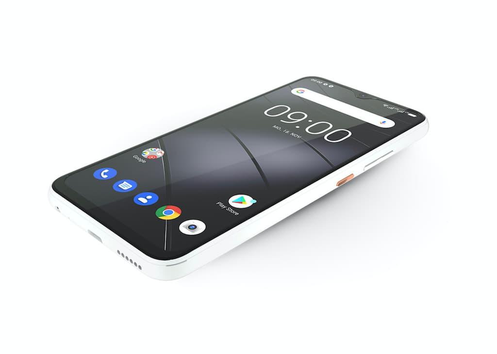 Gigaset GS4 Smartphone in Weiss