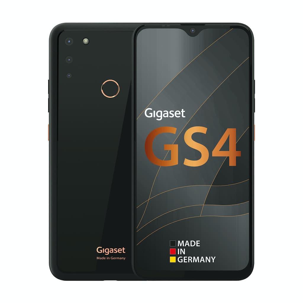 Gigaset GS4 Vorder- und Rückseite