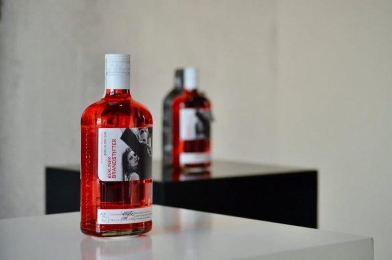 Kunstedition Sven Marquardt - Dry Gin Sonderedition