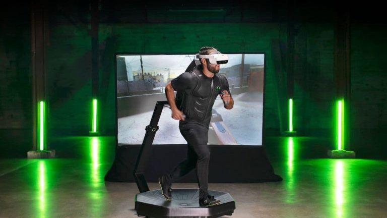 Omni One VR Laufband