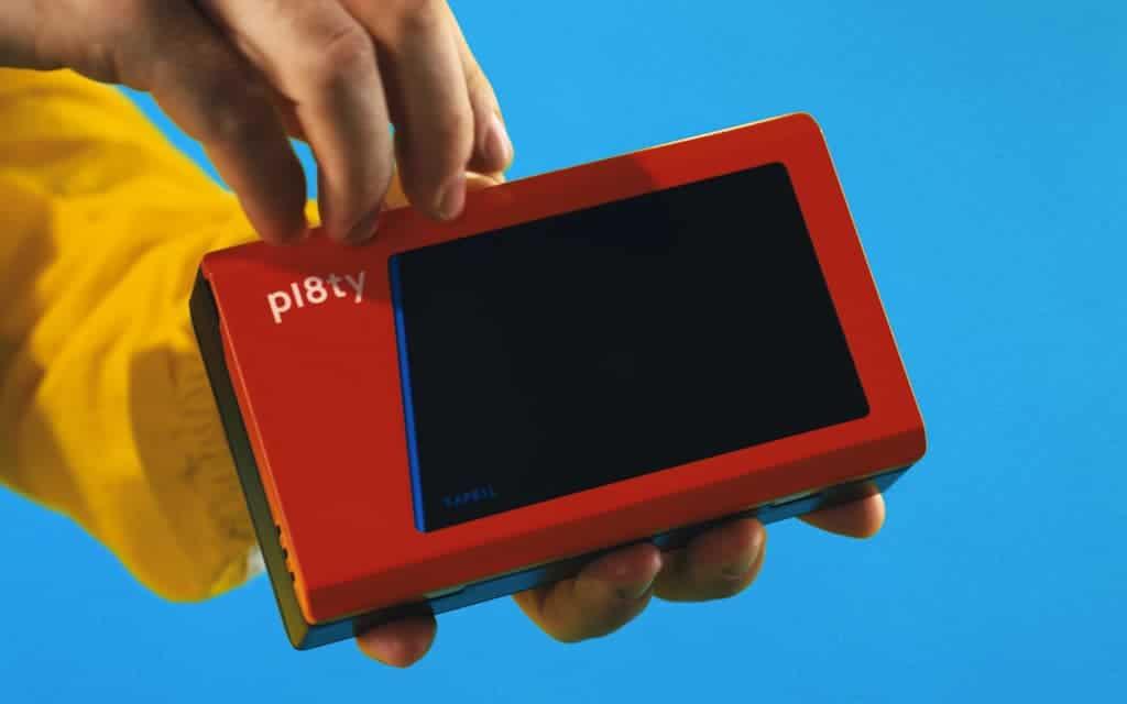 Pl8ty - Smartphone Bluetooth Lautsprecher