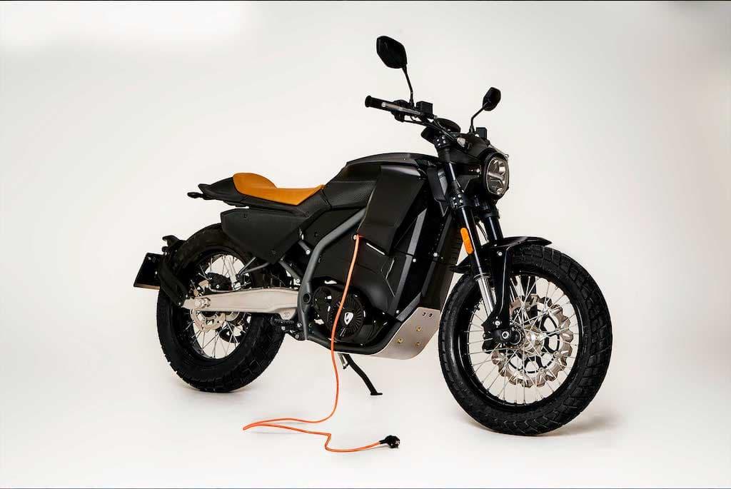 PURSANG E-Track E-Motorrad