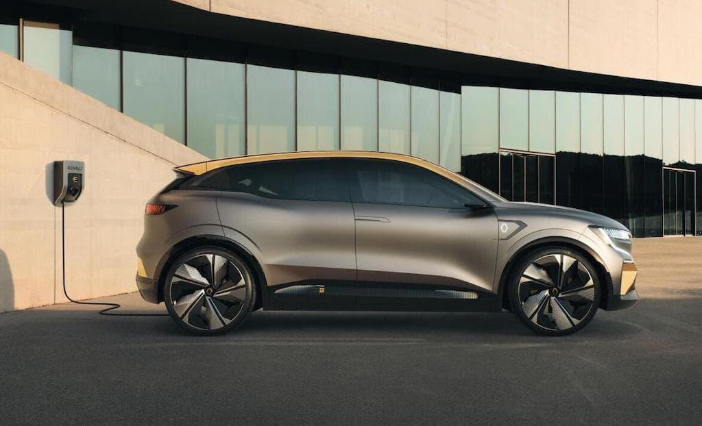 Renault MéganeeVision Concept Car