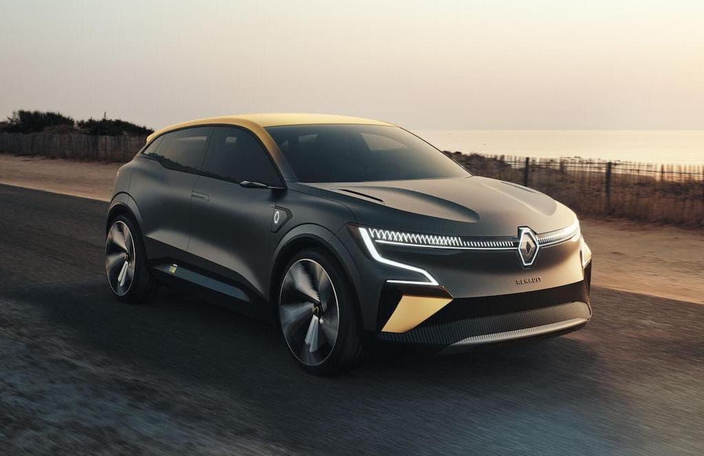 Renault MéganeeVision