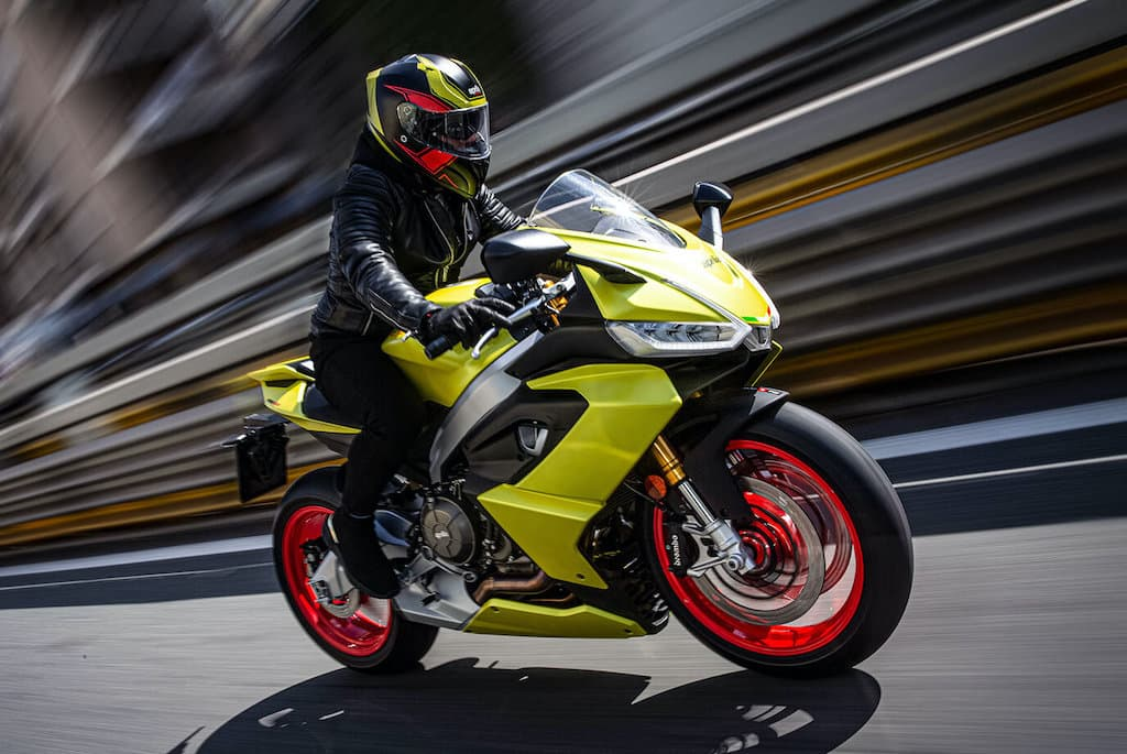 RS 660 Sportbike von Aprilia